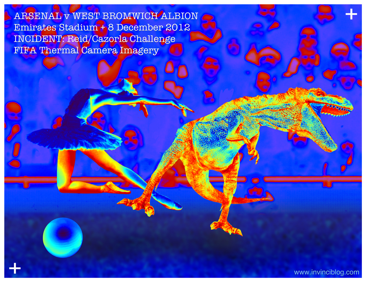 Cazorla Reid Thermal Imagery
