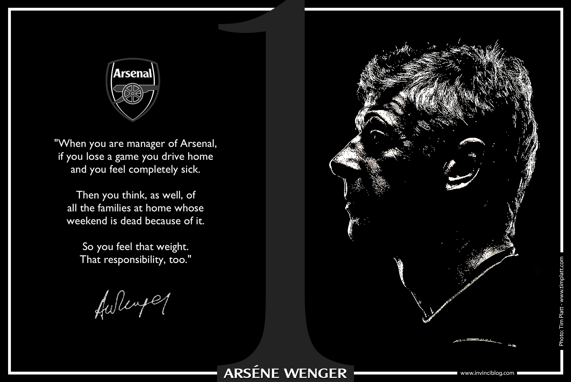 Wenger - One Of Us