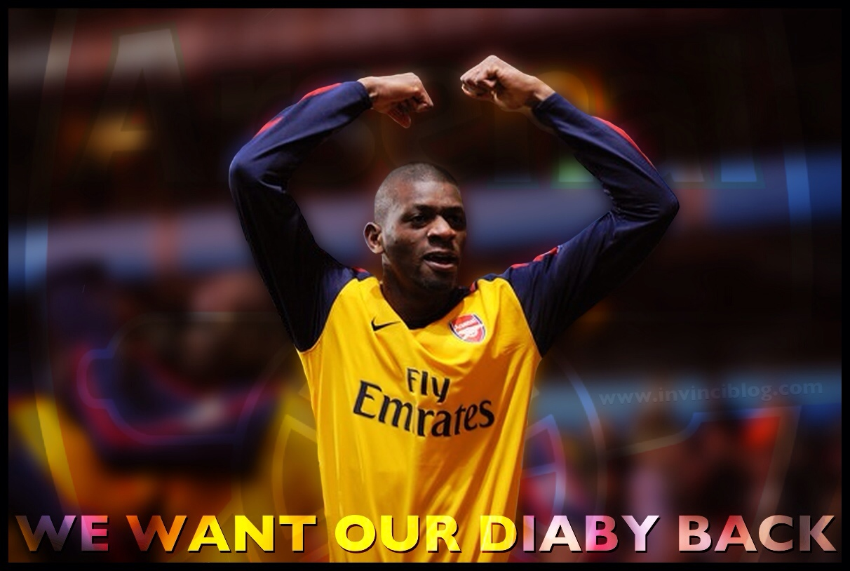 We Want Our Diaby Back